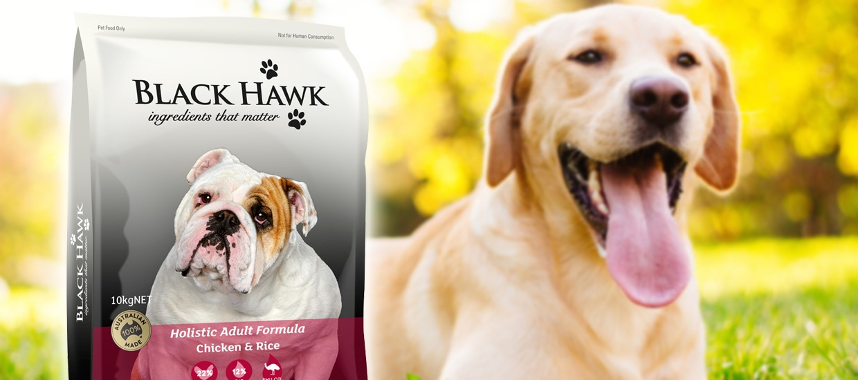 Black Hawk Dog Food Allergy