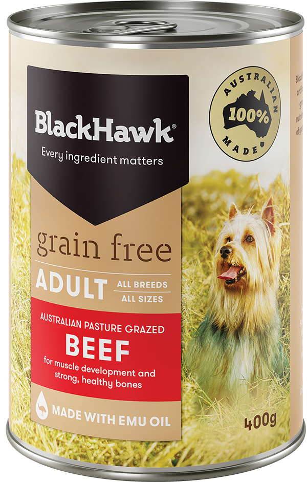 Grain Free Wet Dog Food - Beef