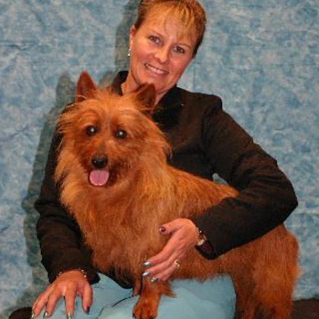 Diane Riley, Tasdale Australian & Irish Terriers