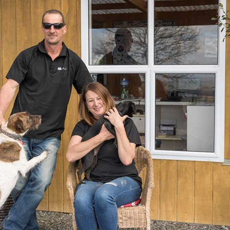 Read More about Stoney Peak Pet Lodge use Black Hawk for long and short stays