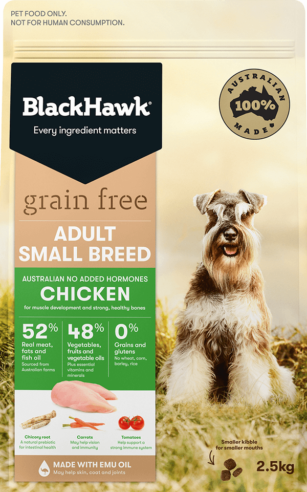 Read More about Small Breed Grain Free Chicken