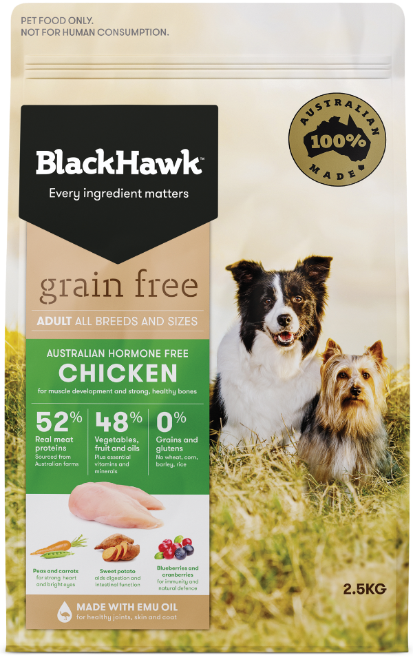 Read More about Grain Free Dog Food - Chicken