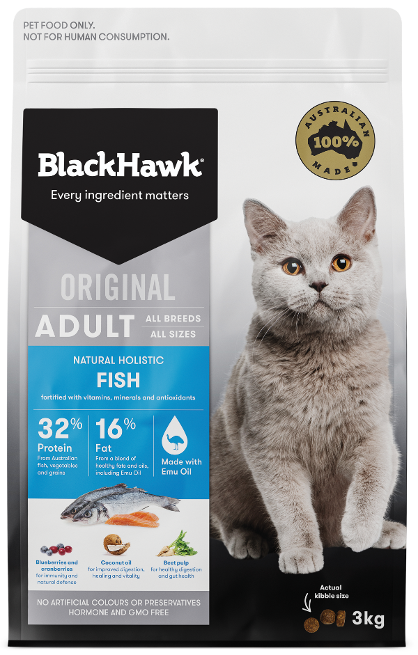 Cat Food - Fish